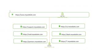 AskSSL Wildcard Domain SSL